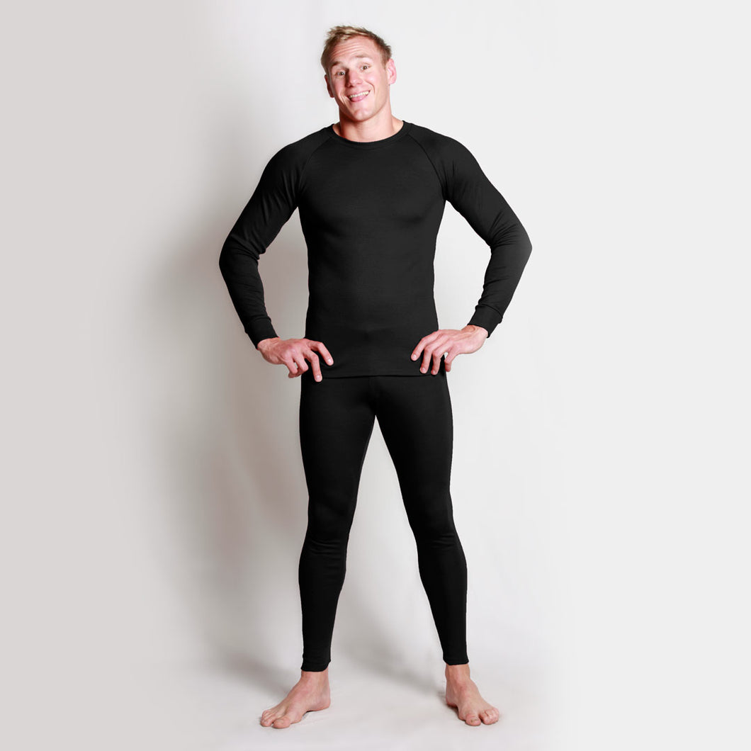 100% Merino Thermal Pack black