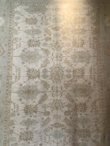 Hand Knotted Vegetable Dyed Fine Weave Rug