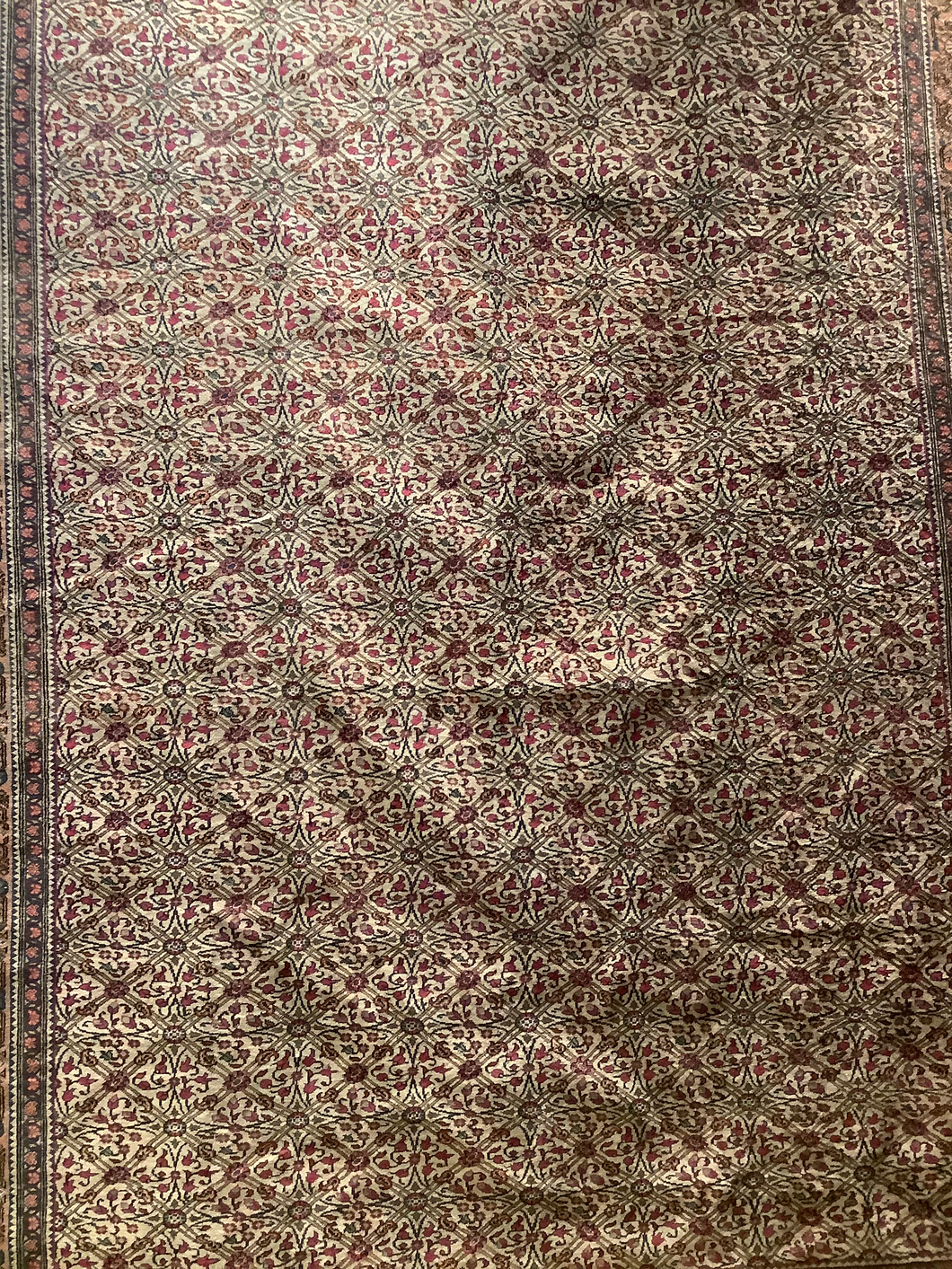 Antique Kayseri Rug