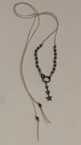 Diamond Star Wrap Choker