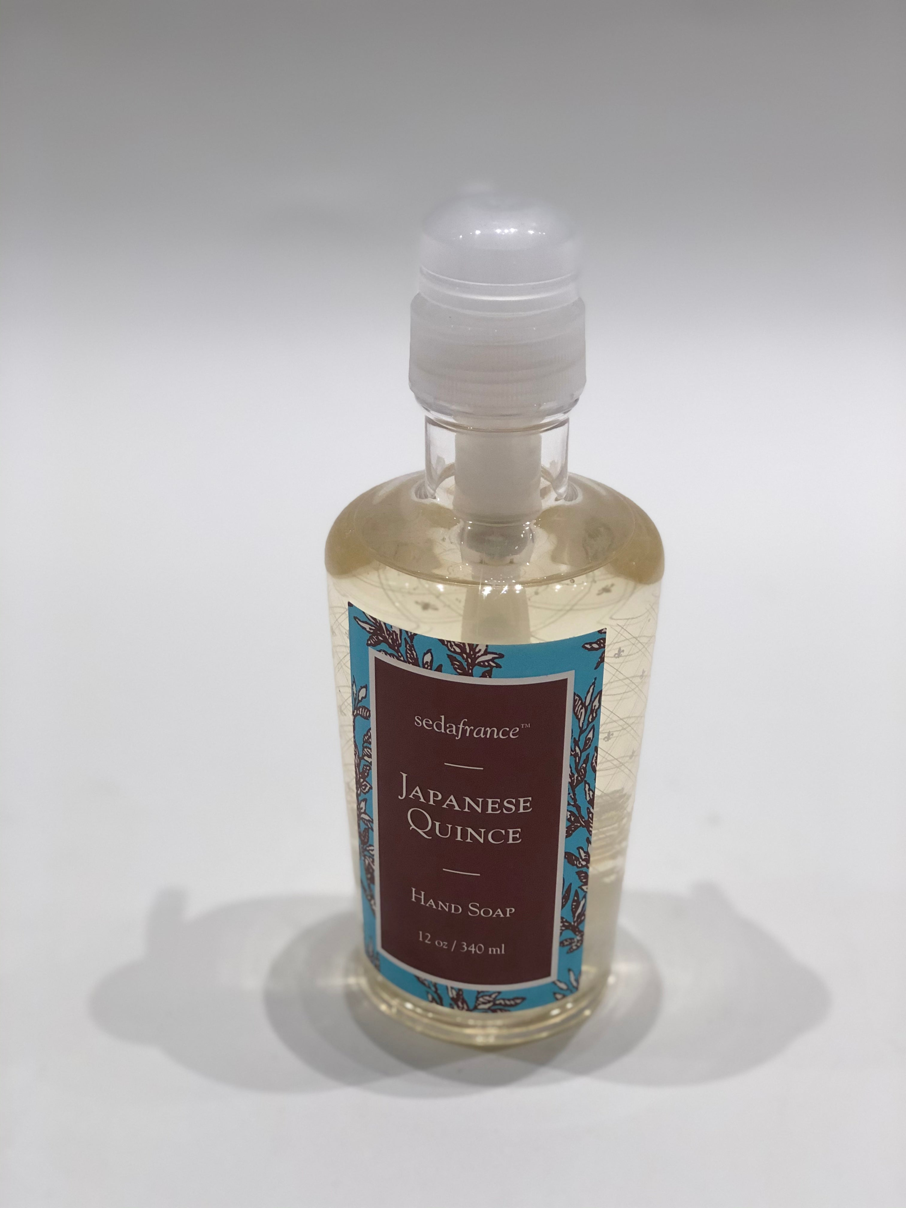 Seda France Hand Soap Japanese Quince