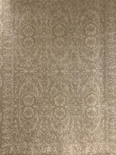 Hand Knotted Fine Weaved Rug