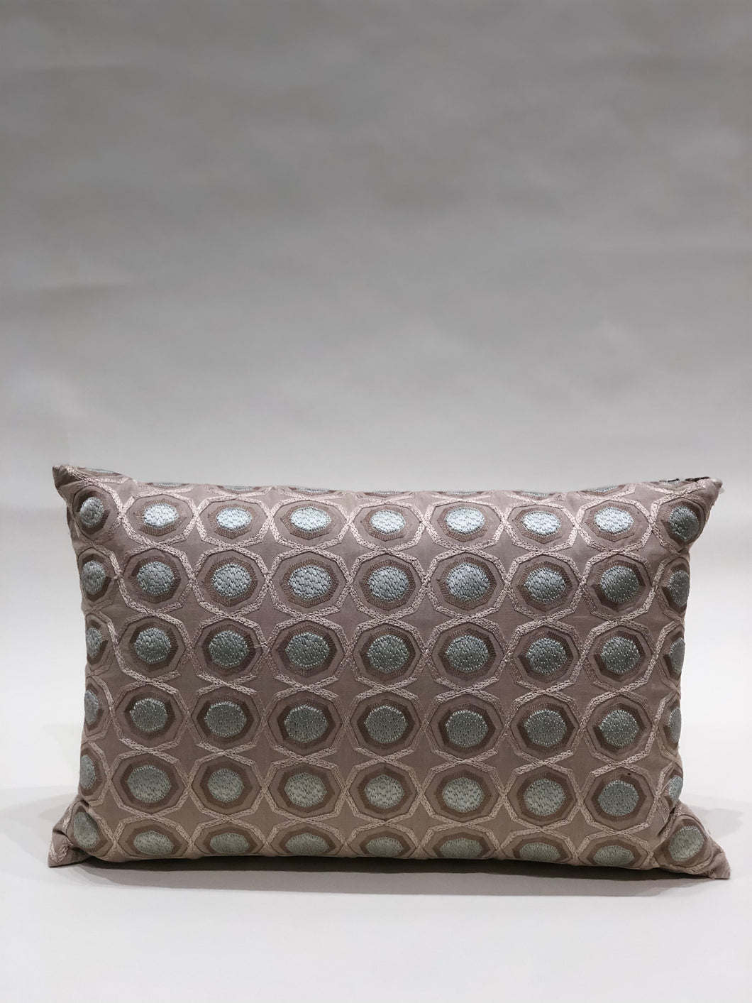 Blue Seafoam Pillow