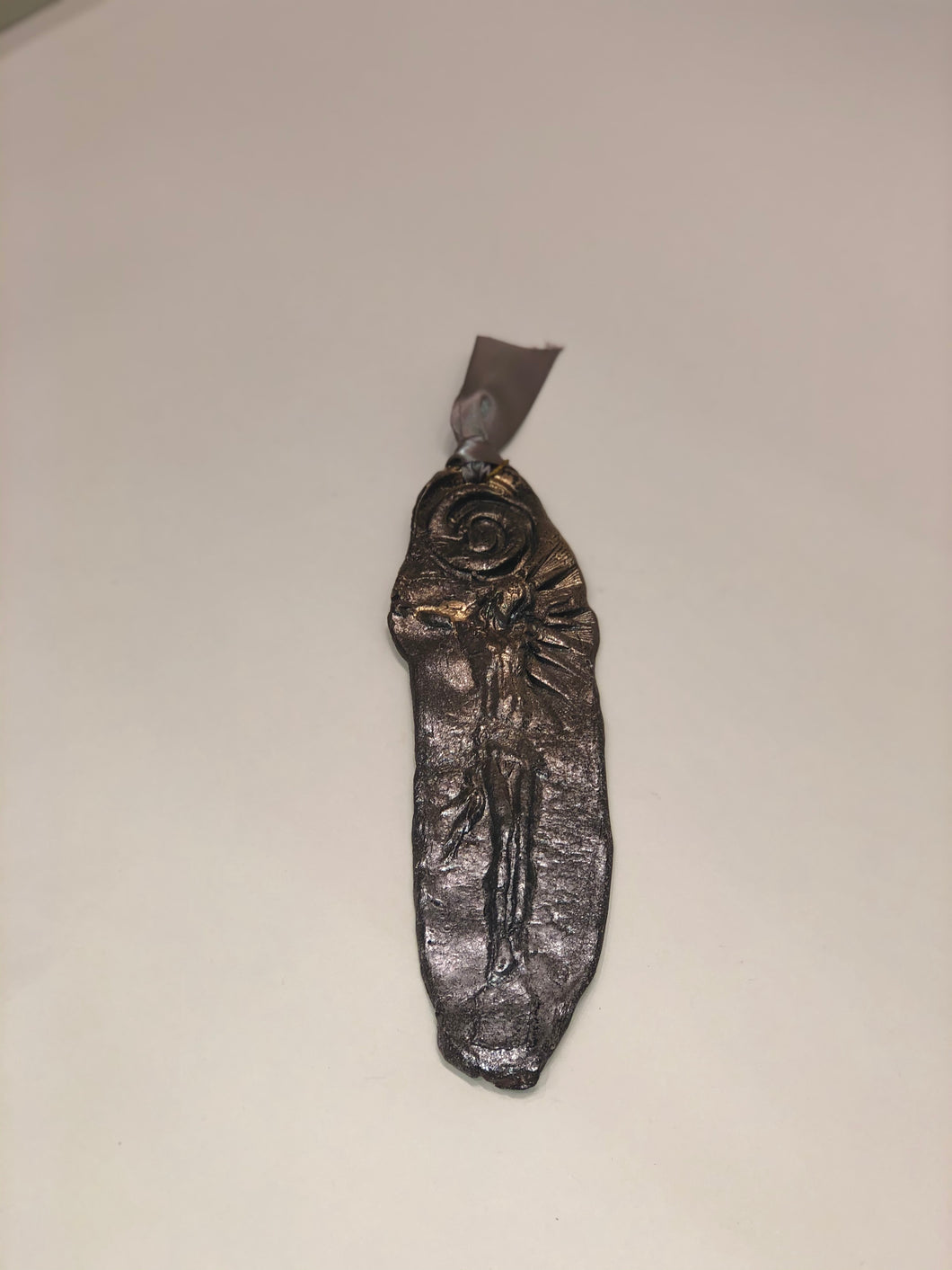 Pewter Jesus Apparition Fragment
