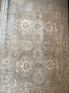 Hand-Knotted Fine Weave Rug