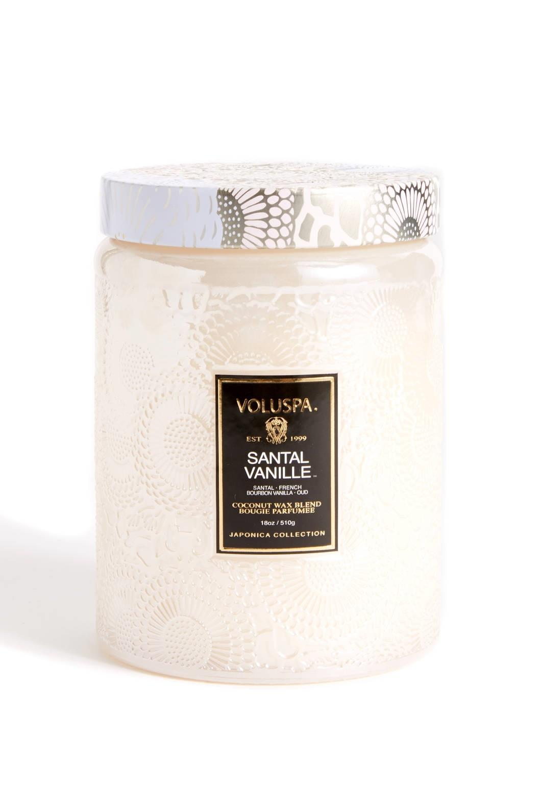 Voluspa Santel Vanille Small Candle