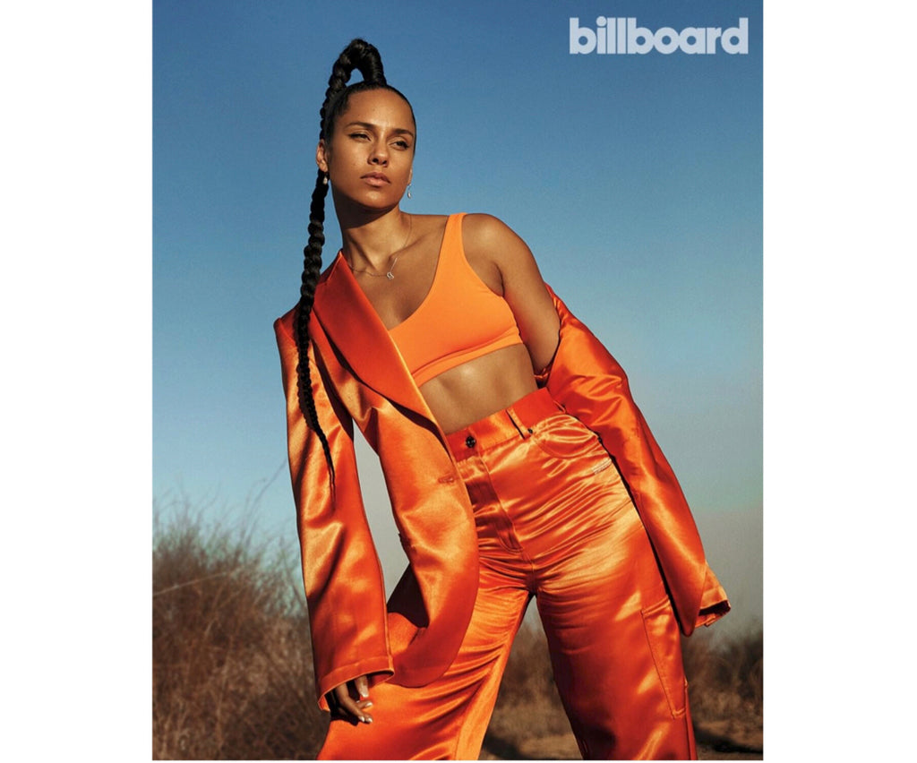 Alicia Keys Billboard Almasika