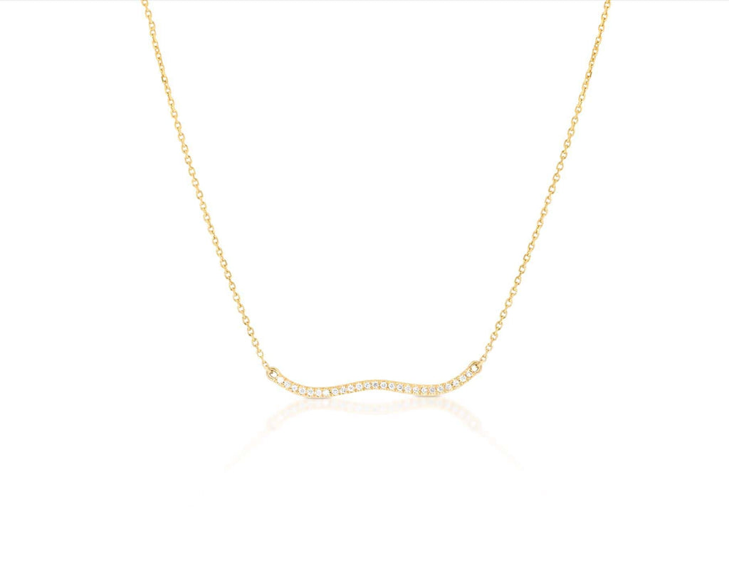 Berceau Diamond Necklace Necklace ALMASIKA