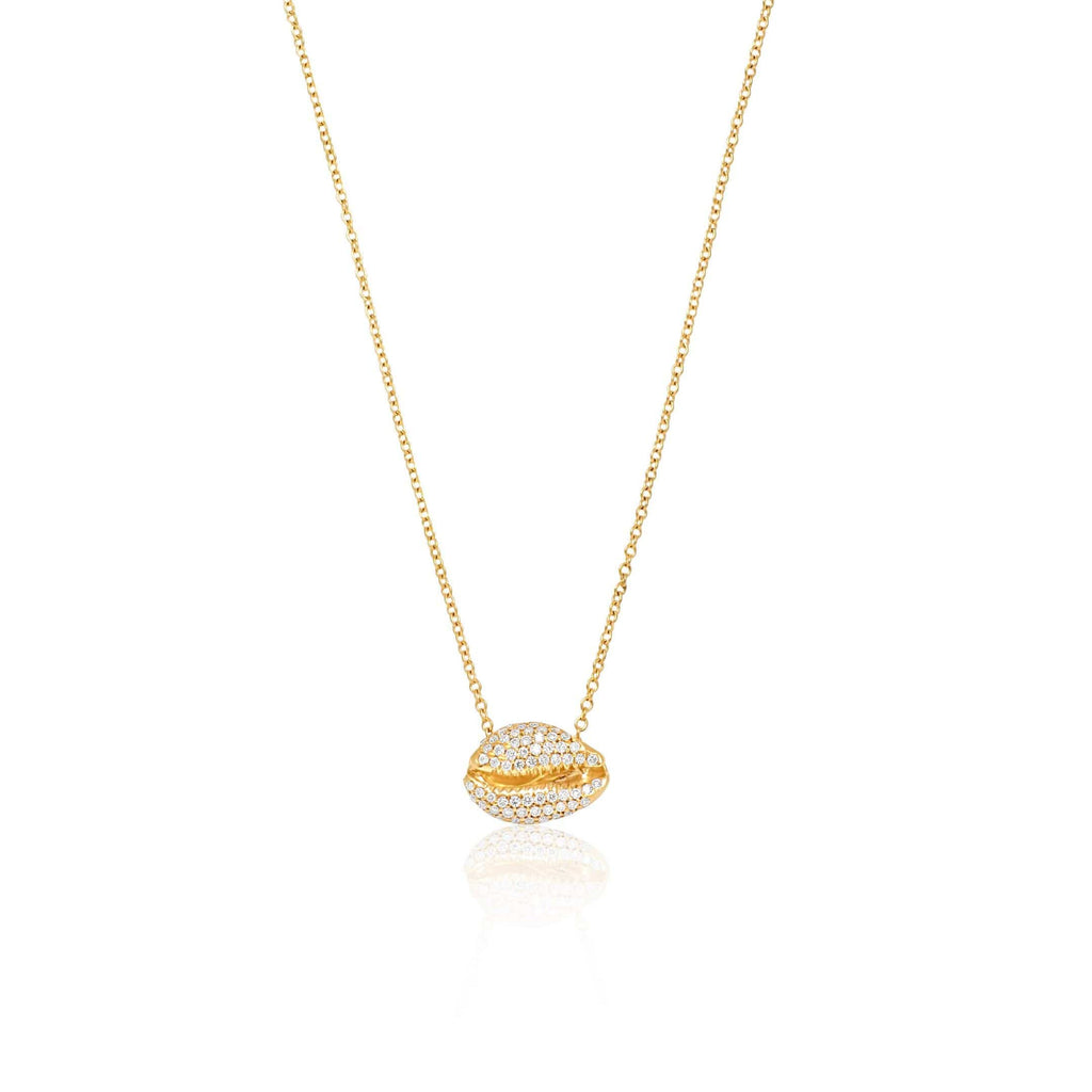 LE CAURI ENDIAMANTÉ Diamond necklace - Full Pave Necklace ALMASIKA