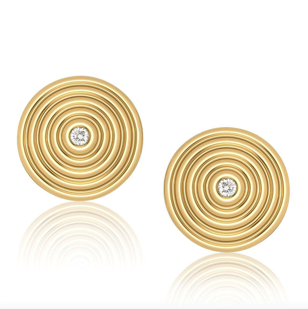 Sagesse - Universum Studs earrings ALMASIKA