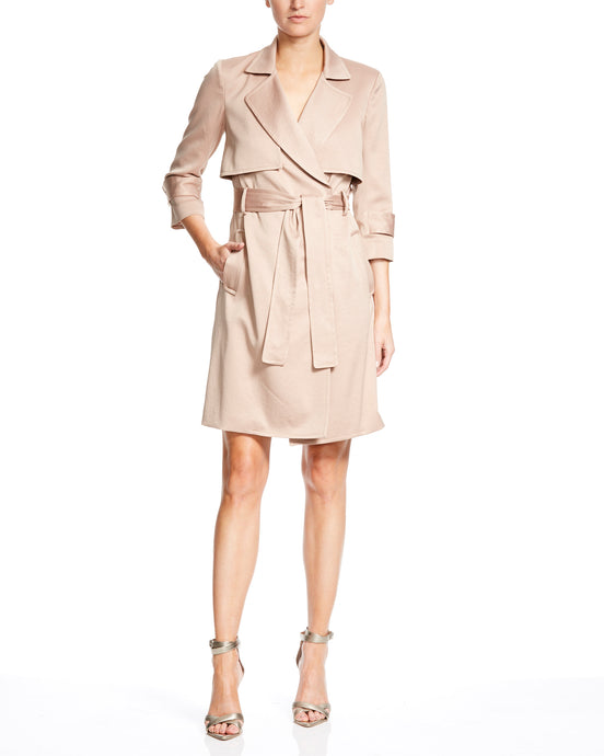 Trench Shirtdress