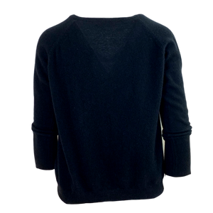 Paige Cashmere V-Neck Sweater