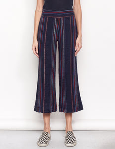 Wide Leg Gauze Pants
