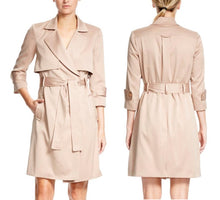 Load image into Gallery viewer, Trench Shirtdress