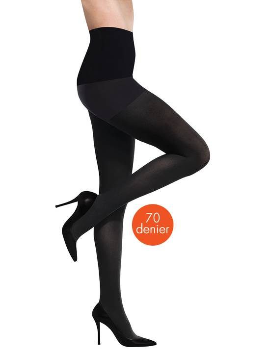 Commando Ultimate Opaque Control Tights- Free Shipping on Domestic Orders of $150+
