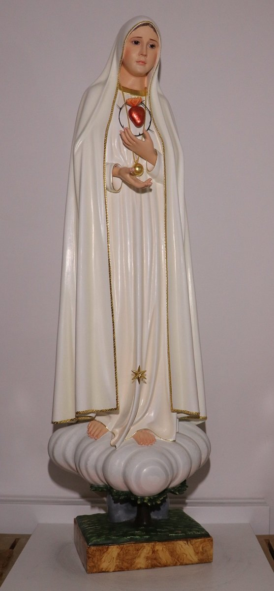 Lady of Fatima Pilgrim Int. Immaculate Heart - 35% OFF