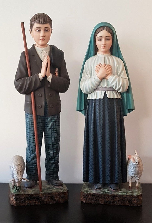 Fatima Shepherds, Jacinta and Francisco