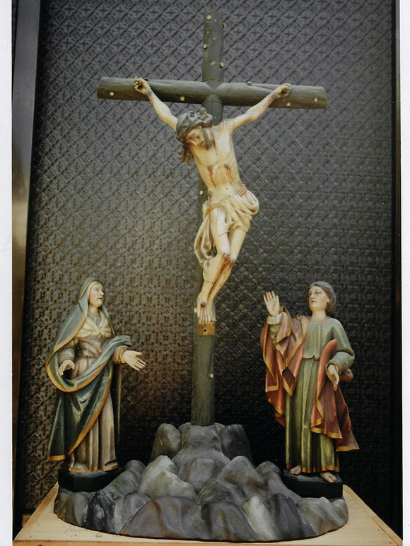 Holy Family Crucifixion