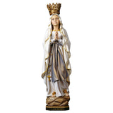 Lady of Lourdes w. crown