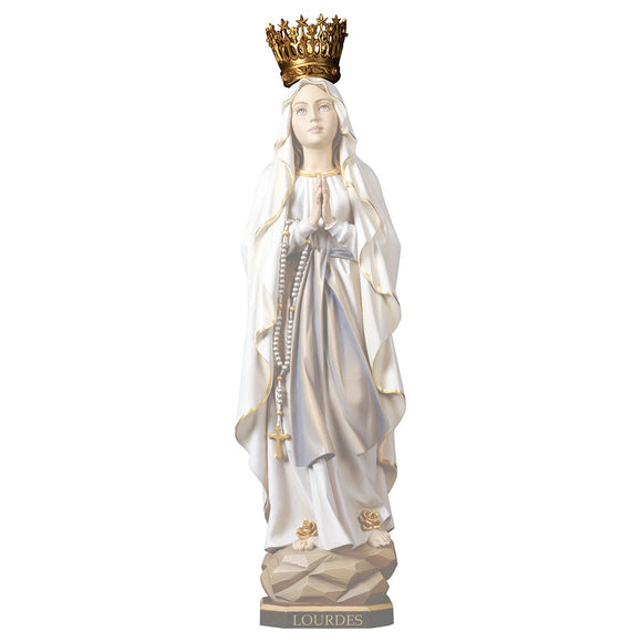 Crown for Lady of Lourdes