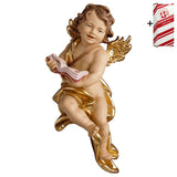 Cherub w. book + Gift Box