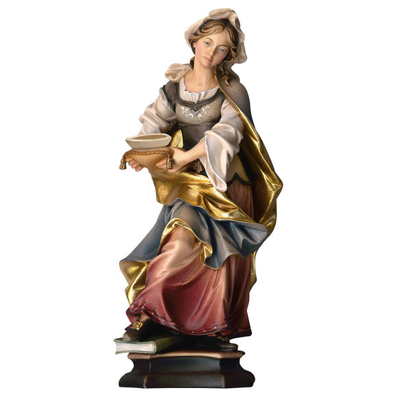 St. Ursula of Cologne w. ship