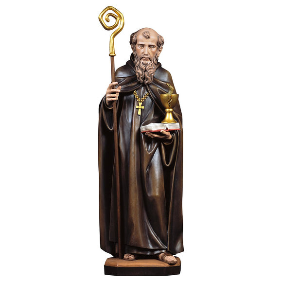 St. Benedict from Nursia w. calyx and snake