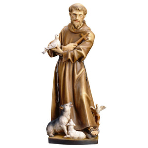 St. Francis of Assisi w. animals