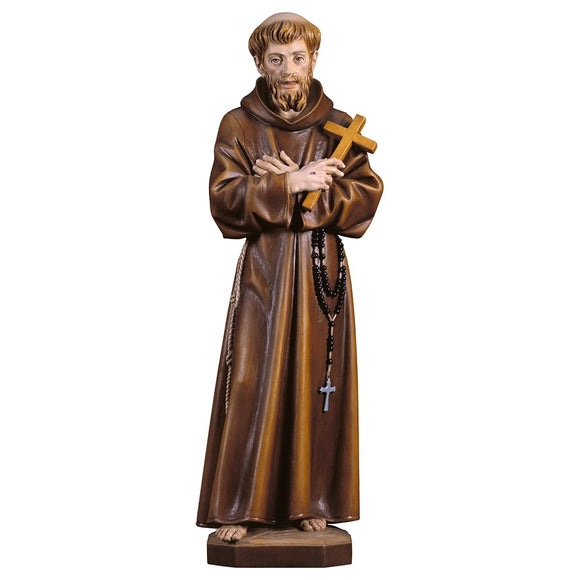 St. Francis of Assisi w. cross