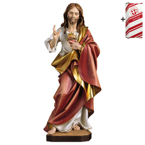 Sacred Heart of Jesus + Gift Box