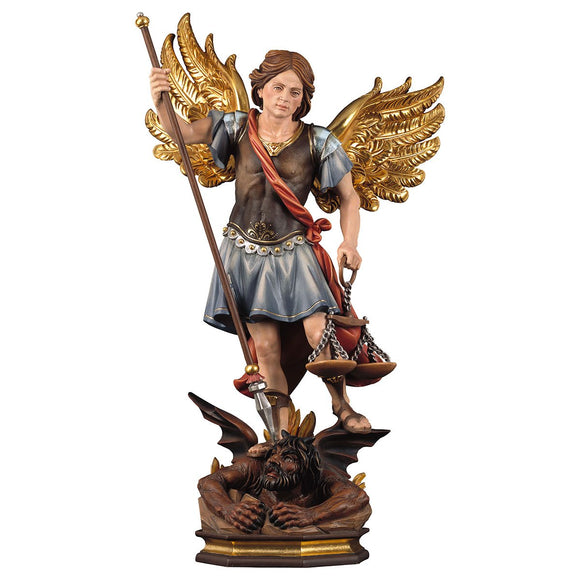 St. Michael Archangel w. scales