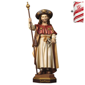 St. Jacob the pilgrim + Gift Box
