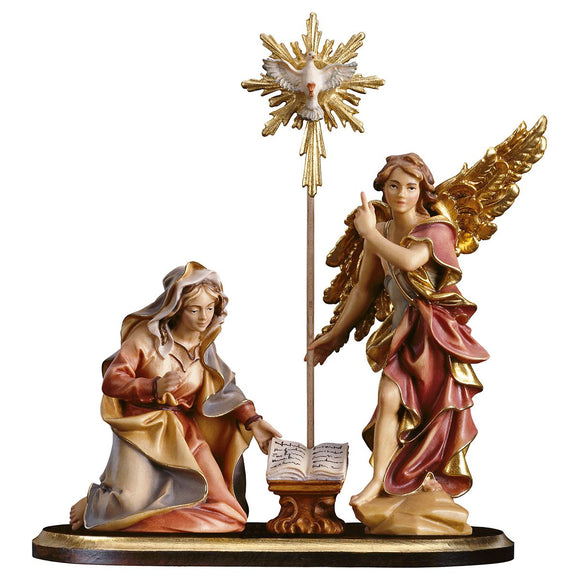 UL Annunciation group on pedestal
