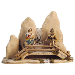 UL Flight to Egypt w. Bridge – 5 Pieces