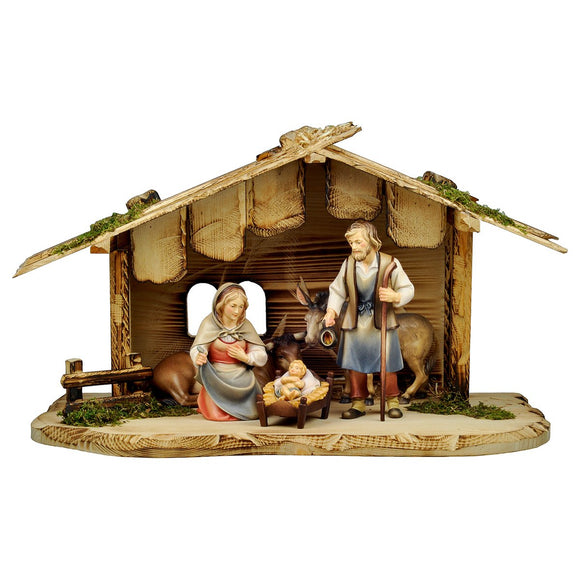 SH Shepherds Nativity Set