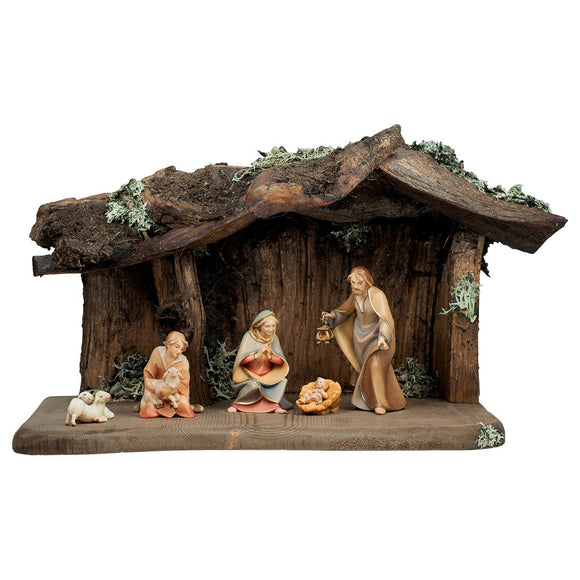 SA Saviour Nativity Set