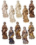 Sample of All Finishes