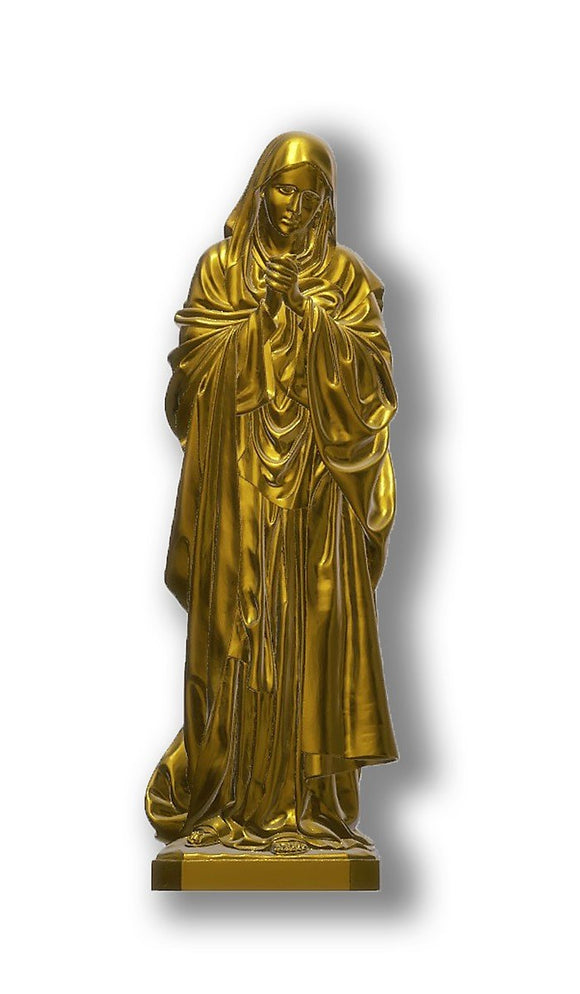 Lady of Sorrows 02 Gold