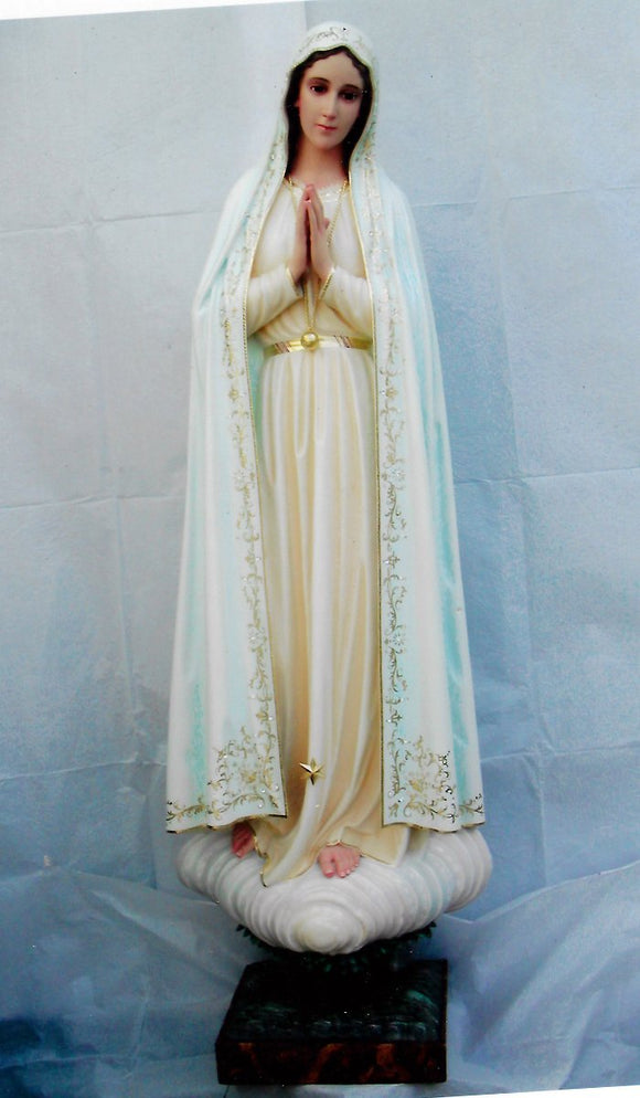 Lady of Fatima Pilgrim 04