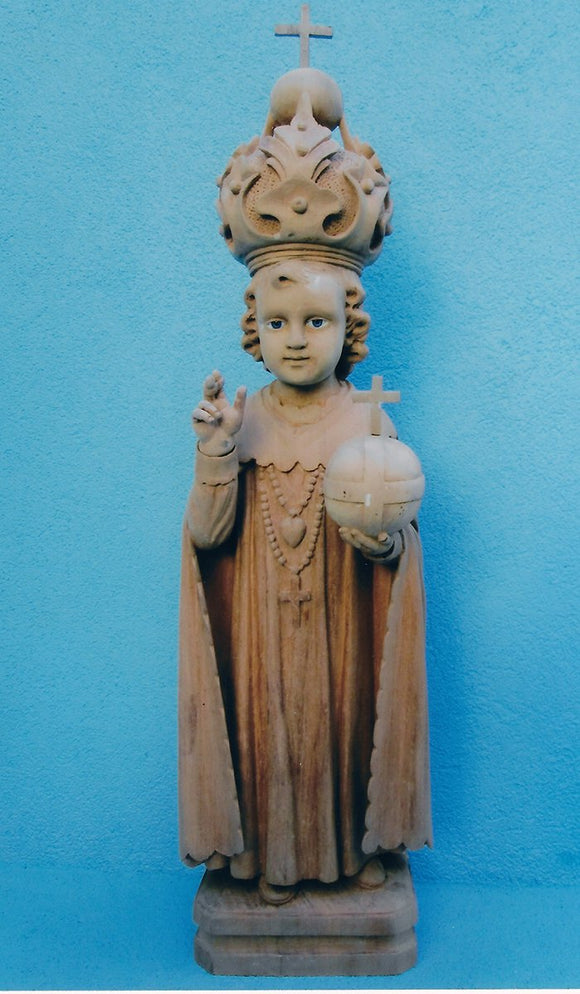 Infant Jesus Prague 02