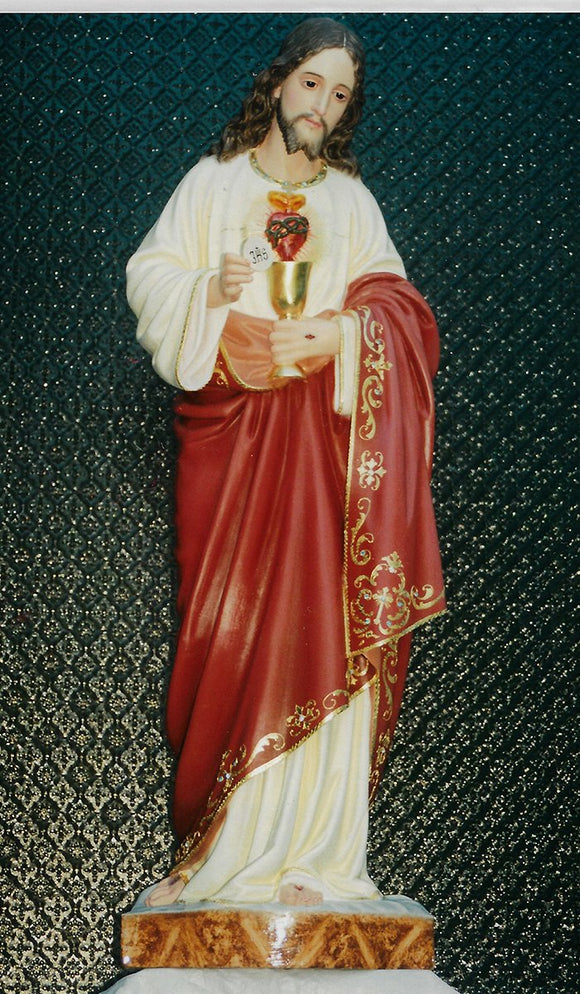 Sacred Heart of Jesus 14