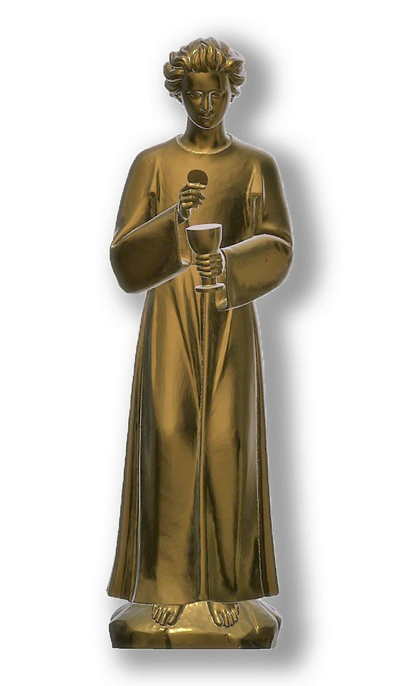 Angel of Fatima, Bronze