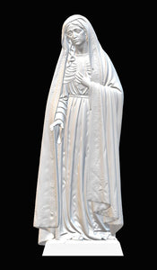 Lady of Sorrows 01, Marble