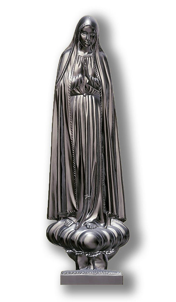 Lady of Fatima Pilgrim International 01, Silver