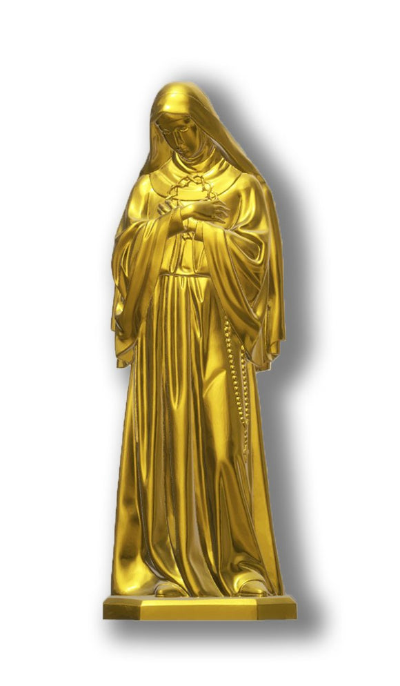 Saint Rita - Gold - 35% OFF