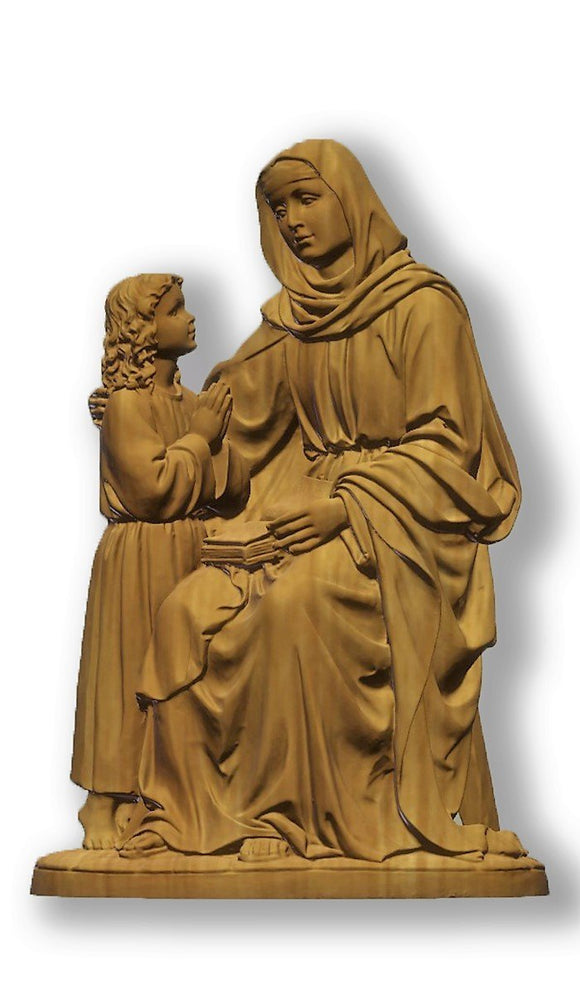 Saint Anne with Child 01
