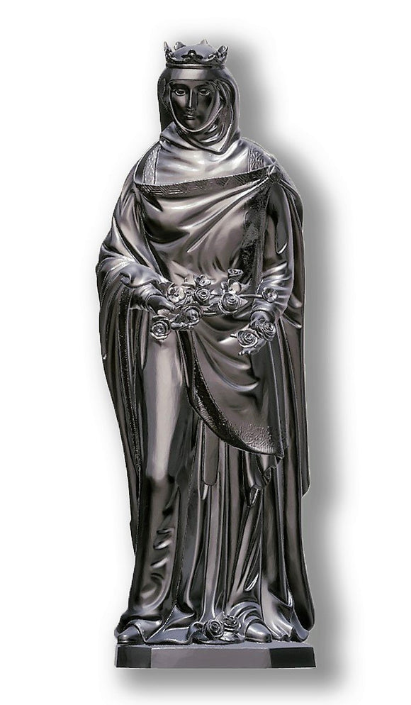 Queen Saint Isabel, Silver