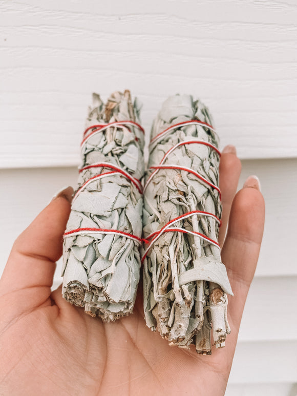 White Sage Bundle - SM