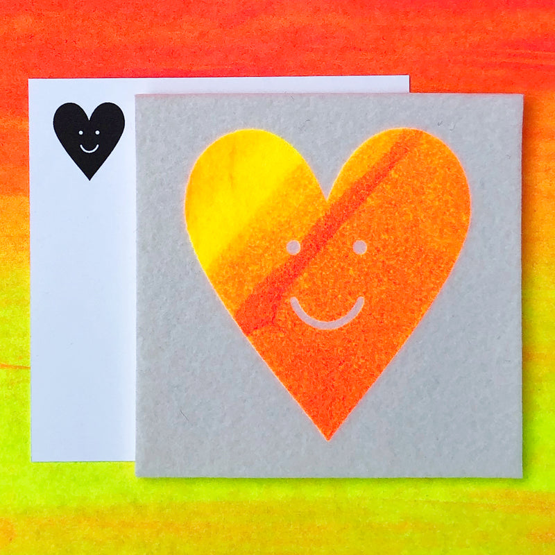 NEW! Happy Heart - OPTIMISM