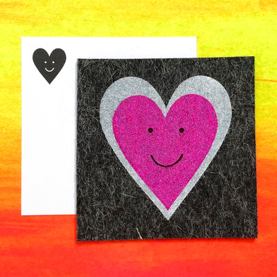 Happy Heart - Art & Good Vibes Subscription